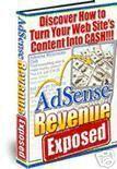 AdSense Revenue Exposed | eBooks | Self Help