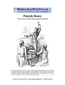 patrick henry study guide