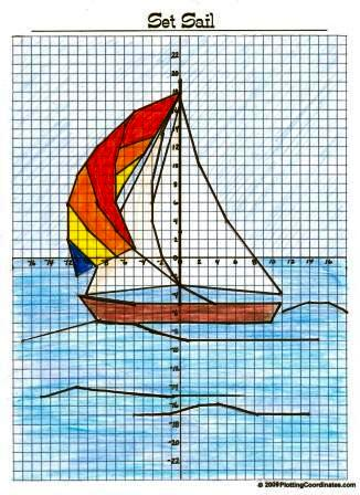 First Additional product image for - DI-Sailboat