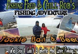 Fishing Fred DVD