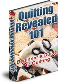 Quilting Revealed 101 | eBooks | Arts and Crafts