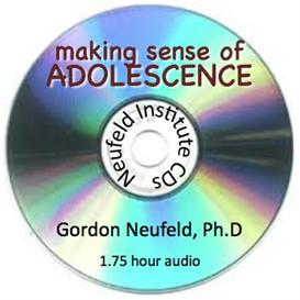 making sense of adolescence audio
