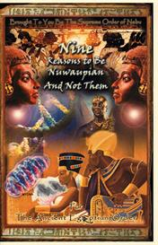 Actual Fact 1 Nine Reasons To Be Nuwaupian And Not Them | eBooks | Religion and Spirituality