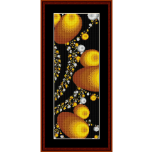 Fractal 108 Bookmark cross stitch pattern by Cross Stitch Collectibles | Crafting | Cross-Stitch | Other