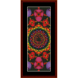 Fractal 117 Bookmark cross stitch pattern by Cross Stitch Collectibles | Crafting | Cross-Stitch | Other