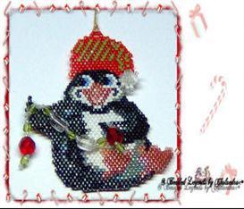 Peetie Penguin Ornament | eBooks | Arts and Crafts