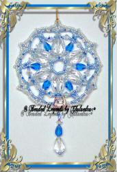 Ice Drop Ornament | eBooks | Arts and Crafts