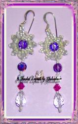 Duchess Earrings | eBooks | Arts and Crafts