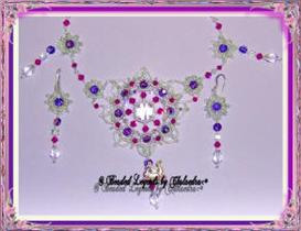 Duchess Necklace and Earrings Set | eBooks | Arts and Crafts