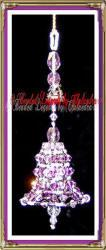 3-D Crystal Bell Ornament | eBooks | Arts and Crafts