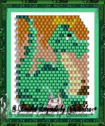 Tiny Dragon Earrings or Mini Ornament | eBooks | Arts and Crafts