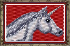 Unicorn Ornament or Pendant | eBooks | Arts and Crafts