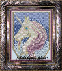 Fantastic Unicorn Ornament or Pendant | eBooks | Arts and Crafts