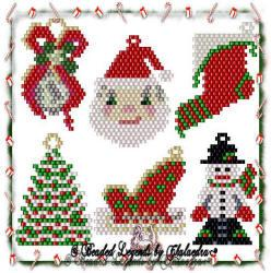 Christmas Icons Collection | eBooks | Arts and Crafts