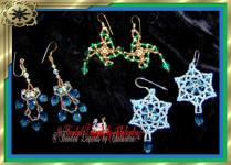 Trio of Earrings Collection   eBooks   Arts and Crafts
