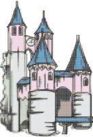 Castle Cross Stitch Pattern | eBooks | Arts and Crafts