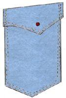 Laundry Bag Pocket Pattern | eBooks | Arts and Crafts