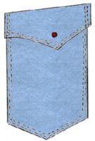 Laundry Bag Pocket Pattern | eBooks | Arts and Crafts