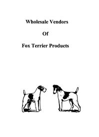 Fox Terrier Wholesale Product Directory | eBooks | Business and Money