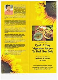 E-CookBook Quick & Easy Vegetarian Recipes To Heal Your Body | eBooks | Food and Cooking
