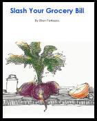 Slash Your Food Bill | eBooks | Food and Cooking