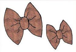 Beautiful Bow Pillow Pattern   eBooks   Arts and Crafts