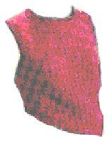 Trimmed Sleeveless Blouse Crochet Pattern | eBooks | Arts and Crafts