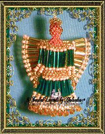 Harvest Angel Ornament | eBooks | Arts and Crafts