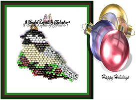 Cheery Chickadee Ornament | eBooks | Arts and Crafts