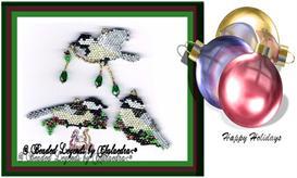 Christmas Chickadee Ornaments | eBooks | Arts and Crafts