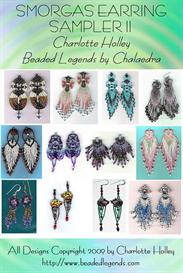 Smorgas Earring Sampler 2 | eBooks | Arts and Crafts