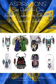 Aspirations Set Portfolio | eBooks | Arts and Crafts