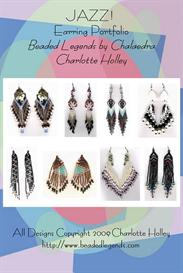 Jazz Earring Collection | eBooks | Arts and Crafts