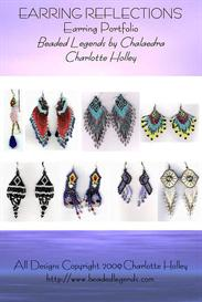 Earring Reflections Collection | eBooks | Arts and Crafts