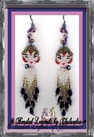 Erte Tribute Earrings | eBooks | Arts and Crafts