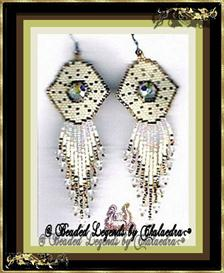 Fairy God Mother Earrings | eBooks | Arts and Crafts