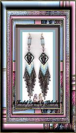 Holleys Blue Earrings | eBooks | Arts and Crafts