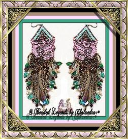 Jeanelle Earrings | eBooks | Arts and Crafts