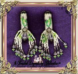 Gypsy Rose Earrings | eBooks | Arts and Crafts