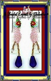 Bead Fairy Earrings | eBooks | Arts and Crafts