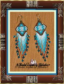 Caribbean Vacation Earrings | eBooks | Arts and Crafts