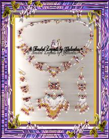 Exotica Necklace and Earrings Set | eBooks | Arts and Crafts