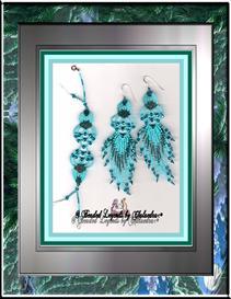 Filigree Bracelet and Earrings Set | eBooks | Arts and Crafts