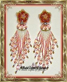 Garden of Dreams Earrings | eBooks | Arts and Crafts