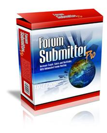 Forum Submitter Pro | Software | Internet