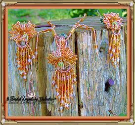 Variegated Trumpet Flower Set | eBooks | Arts and Crafts