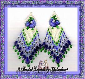 Texas Bluebonnet Earrings | eBooks | Arts and Crafts