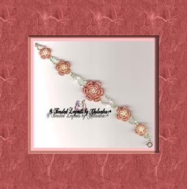 Beaded Irish Rose Bracelet | eBooks | Arts and Crafts