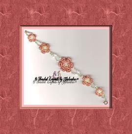 Beaded Irish Rose Bracelet | eBooks | Arts and Crafts