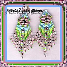Birds Eyes Earrings | eBooks | Arts and Crafts